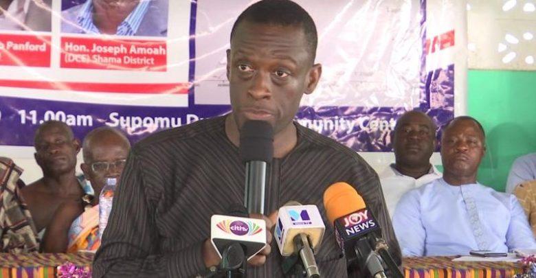 W/R Minister Kobina Okyere-Darko faces competition from three aspirants