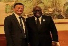 Good News: Ghana Gets Share Of Jack Ma Foundation's Medical Supplies For Coronavirus