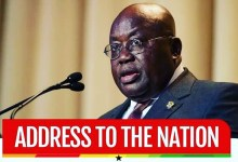 LIVE STREAMING: Prez Akuffo Addo State of The Nation Going On Live