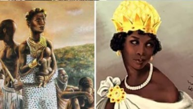 Queen Pokou- Akan Princess who founded a tribe in Ivory Coast