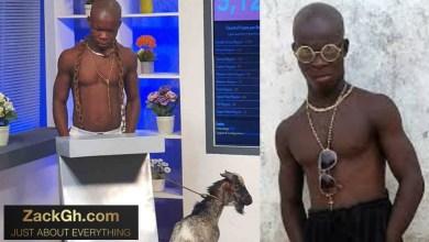 Meet AY Poyoo, The Most Popular & Trending Internet Rapper In Ghana Now