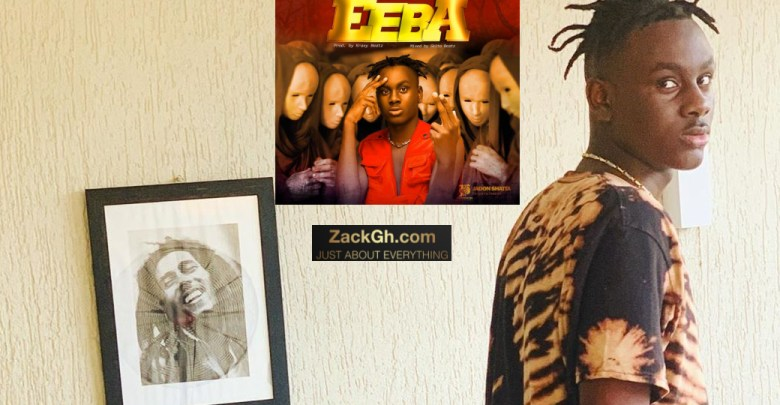 Larruso drops another banger 'Eeba' soon so watch out