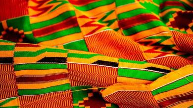 History of Kente, an indigenous Ghanaian colourful textile