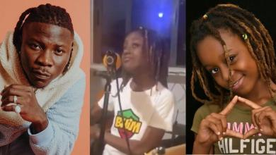 Stonegal Re Sings Stonebwoy's Putuu Without Missing A Single Gibberish Word