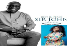 DOWNLOAD MP3:GRACE ASHLY (OBAAYA)_Tribute to Sir John