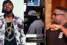 Sarkodie Endorses Yaa Pono's New Song '1997' After Sharing A Video Of His Studio Session