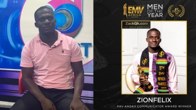 Zion Felix Has Emerged As The First Blogger To Win EMY Africa Award