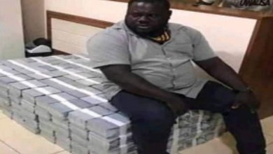 BOG dead silent on new cedi notes video - As man captured in footage dies mysteriously