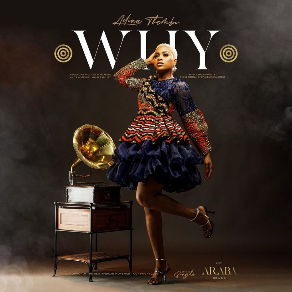 DOWNLOAD MP3: Adina – Why (Prod. By Richie Mensah)