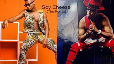 Kidi Say Cheese ft Teddy Riley Remix