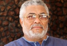 Ghana Mourns: Former President J.J. Rawlings has passed Away