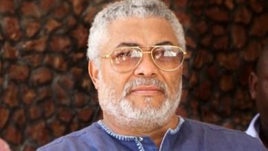 Ghana Mourns: Former President J.J. Rawlings has passed Away