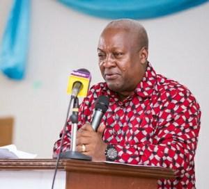 Elsewhere You Would Have Resigned Shamefully –Mahama Slams Jean Mensa