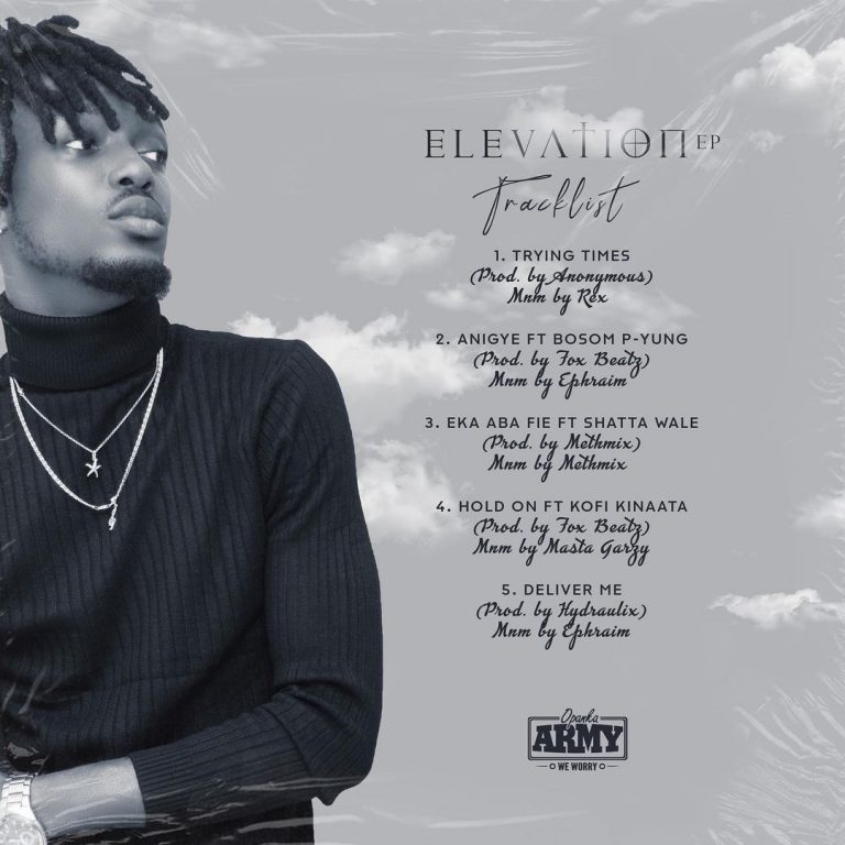 Opanka – Elevation EP (Download Full Album)