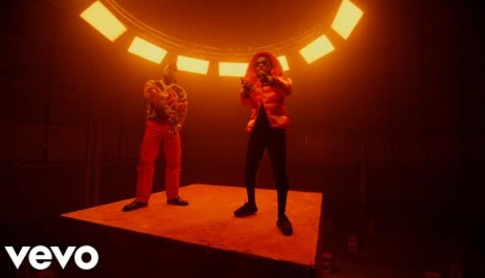 Wizkid - Ginger ft Burna Boy (Official Video)