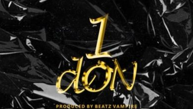 DOWNLOAD MP3: Shatta Wale – 1 Don (Prod. By Beatz Vampire)