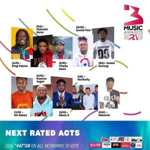 Rockcity - Let's make Upper East proud by wining Next Rated Artist