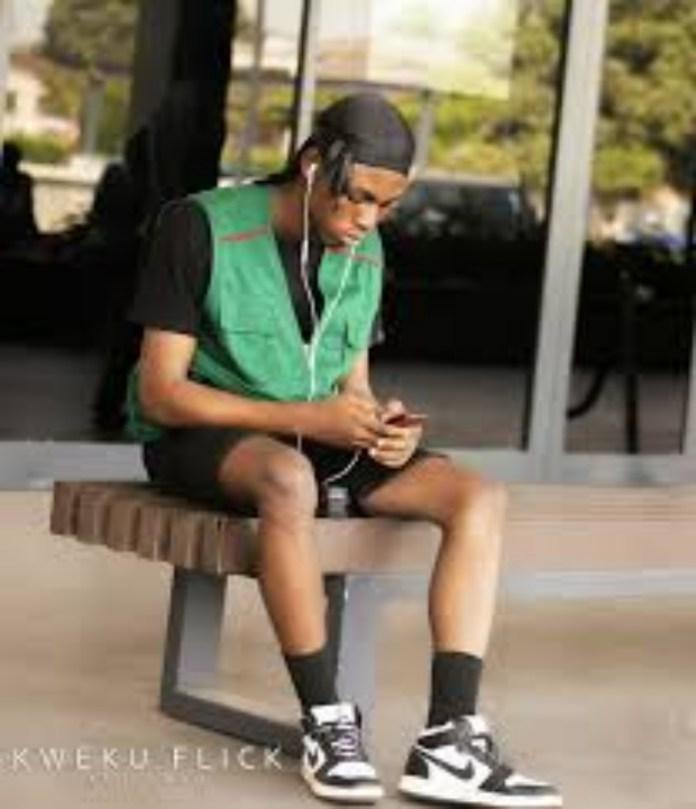 I Deserve A Outside Ghana With My Grades – Kweku Flick