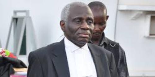 Lawyer Tsatsu Tsikata - None of the candidates had 50%