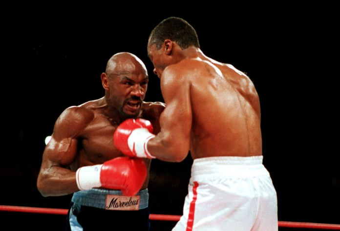 Iconic Boxing Champion Marvin 'Marvelous' Hagler Dies At 66: