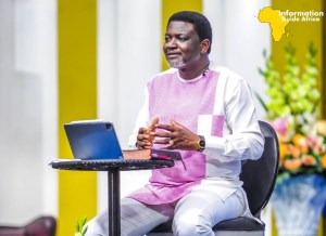 Leaders Should Not Be Stomach-Direction People - Bishop Charles Agyin-Asare