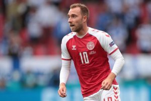 Denmark midfielder Christian Eriksen discharged from hospital