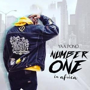 Yaa Pono – Number One In Africa (Amendwo)(Prod. By Jay Twist)
