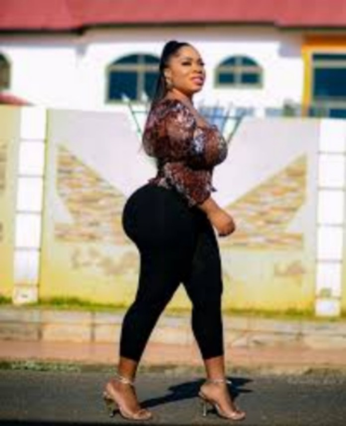 Moesha Boduong's latest photo pops up, After Weeks Of Challenges