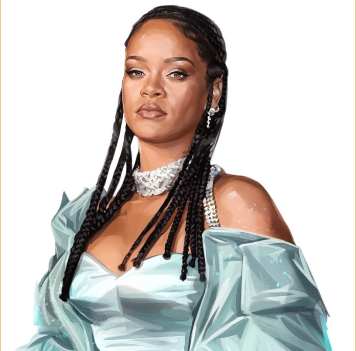 Hint of How Rihanna Became A Billionaire