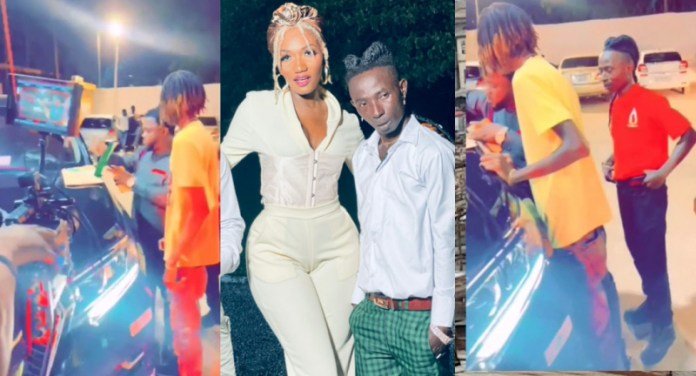 Behind the scenes of Patapaa And Wendy Shay's High Life Song