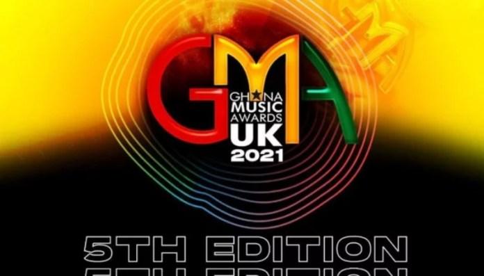 Full list of Winners of the Ghana Music Awards UK 2021