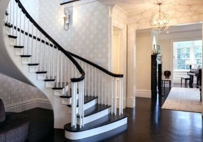 Wood Stair Remodeling Zack Hardwood Flooring Charlotte Nc   Staircase Renovation Near Me   Flooring   Diy Staircase Makeover   Wood   Stair Case   Paint