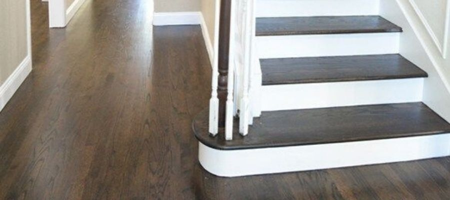 Wood Stairs Remodeling Archives Zack Hardwood Flooring   Carpeted Stairs With Wood Floors   Charcoal Grey   Upstairs   White   Diy   Luxury
