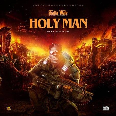 58468707 1149517565250122 344091705270313181 n 1 - Shatta Wale – Holy Man (Prod. By Da Maker)