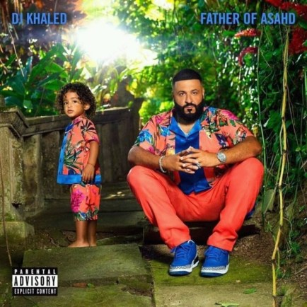 FB IMG 15580758568039499 - DJ Khaled – Father Of Asahd (Full Album)