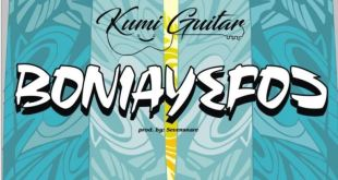 Kumi Guitar Boniay3fo  - Download: Kumi Guitar – Boniay3fo (Prod. By Sevensnare)
