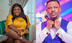 Hot Video: Tracey Boakye has allegedly been chopped by Prophet Nigel Gaisie -Watch