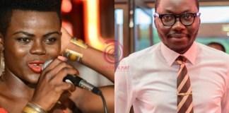 Arnold Asamoah-Baidoo Replies Wiyaala