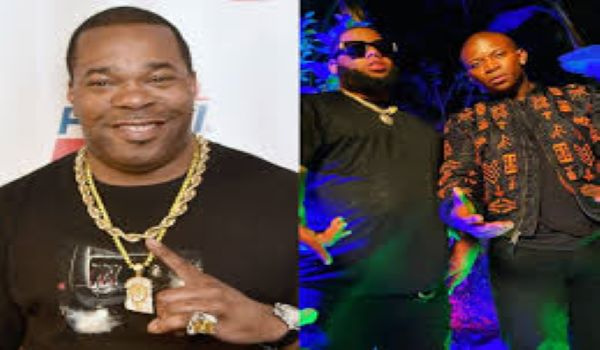 Busta Rhymes shows massive love to D-Black