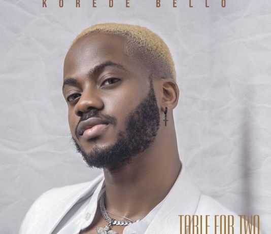 Korede Bello – Hey Baybe (Table For Two EP)