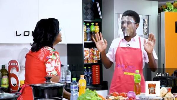 Clemento Suarez talks about life, career on McBrown's Kitchen