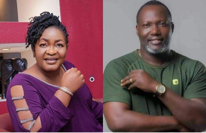 Christiana Awuni Debunks Rumors That She's Behind Bishop Bernard Nyarko's Death