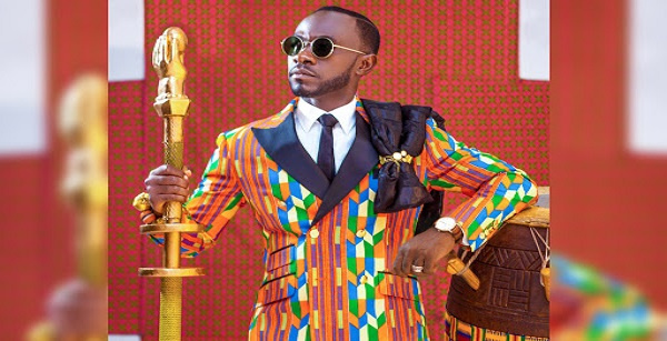 I was very broke when I returned from the states – Okyeame Kwame