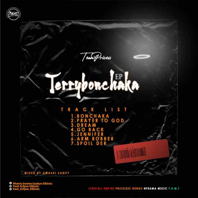 DOWNLOAD MP3: Team Pricess - Prayer To God (Prod By Amashie Sanvy)