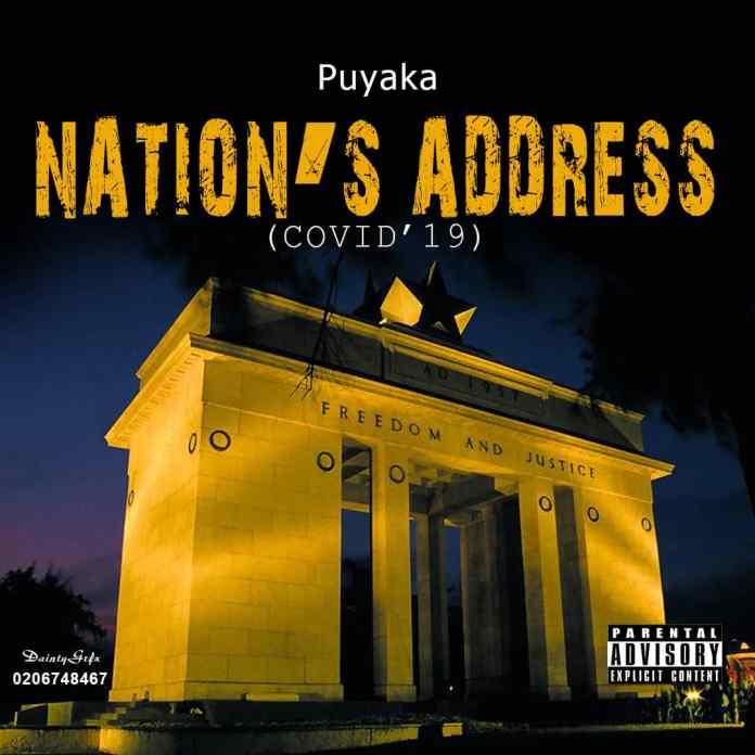 Puyaka - Nation Address (Mixed By Atta Kay)