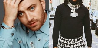 Sam Smith Announces New Song 'My Oasis' Featuring Burna Boy