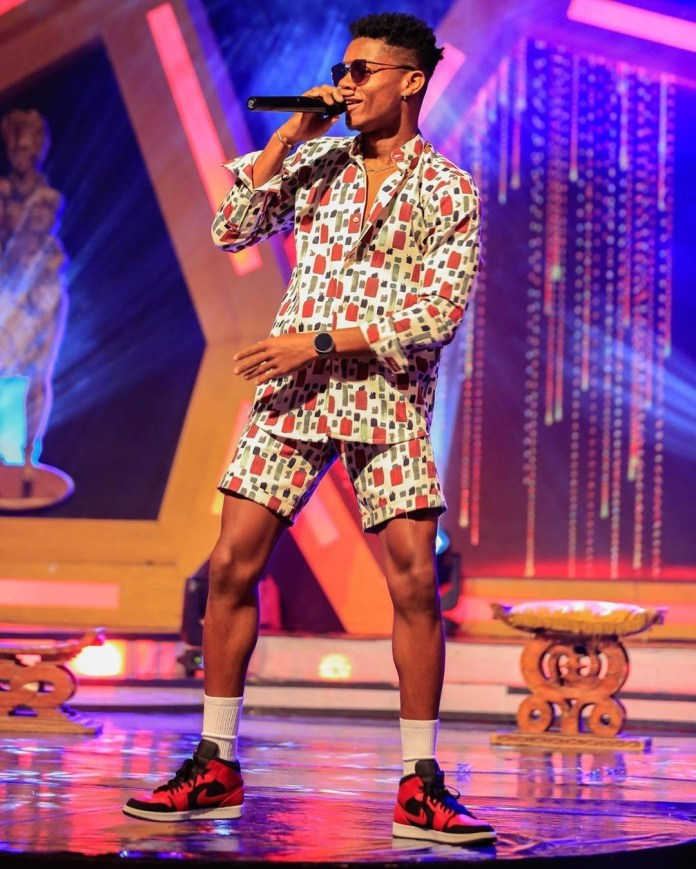 Kidi 'sugars gal dem', others at GMB 2020 finale