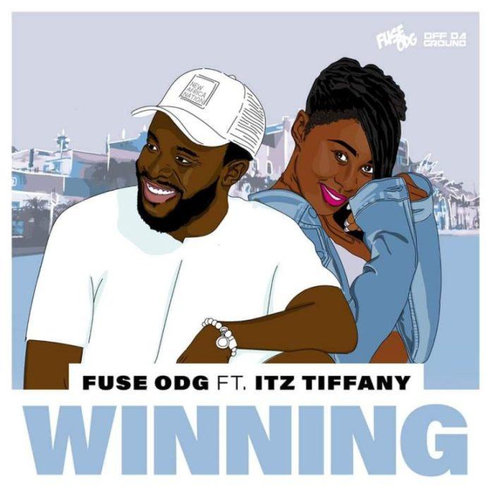 DOWNLOAD/Listen: Fuse ODG – Winning Ft Itz Tiffany (Prod. by Shawerz Ebiem)
