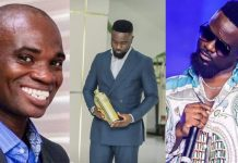 I thought I was a hard guy until Dr. UN gave me an empty bottle as an award - Sarkodie confess