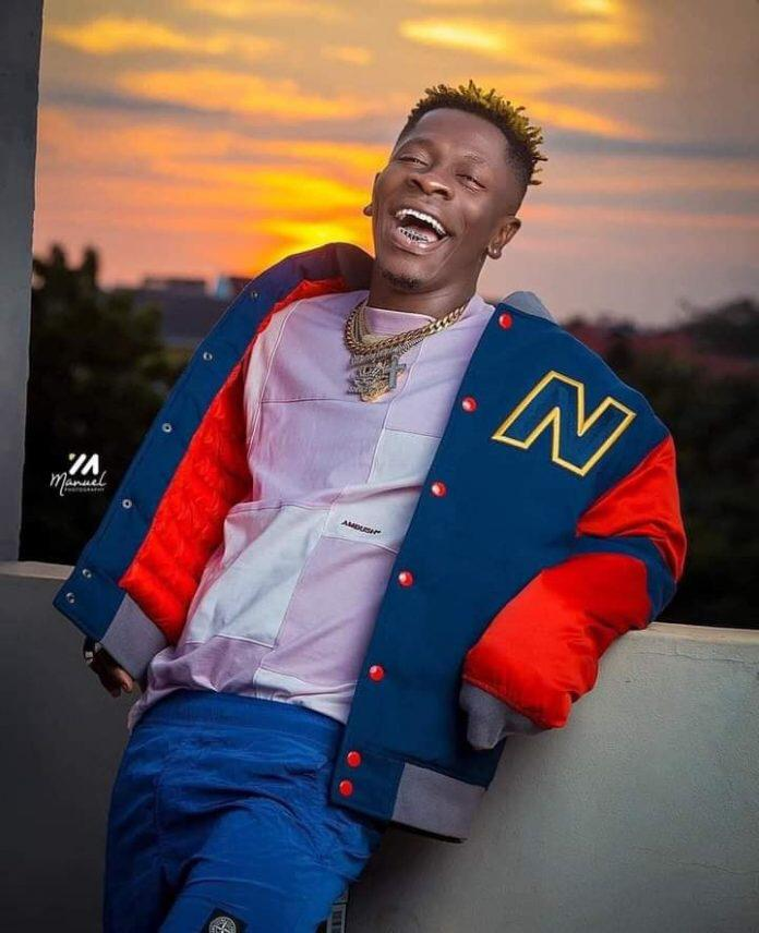 DOWNLOAD MP3: Shatta Wale – Automatically (Prod. By Paq)